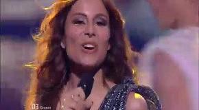 Eleftheria Eleftheriou - Aphrodisiac: первый полуфинал Евровидения 2012