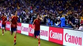 Испания - Италия (1-0, Сильва 14)