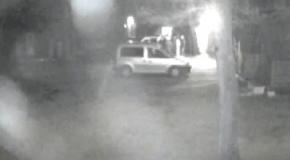 Убийство Музычко - Видео с камер наблюдения