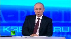 Боец Беркута Путину: Янукович всегда был таким слабаком и предателем?