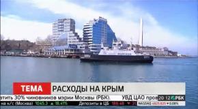 Крым будет дотироваться только для выживания до 2020 года
