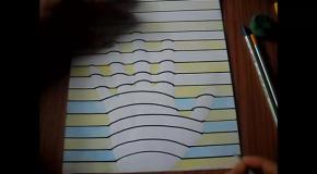 Как нарисовать 3D Руку