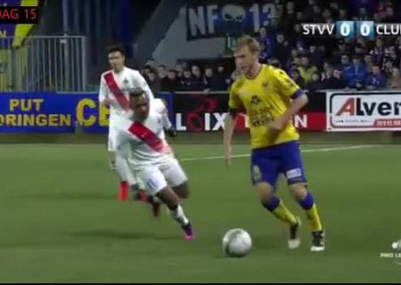 Украинский футболист может предстать перед прокуратурой Бельгии