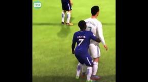 Забавные баги в FIFA 18