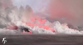 Извержение на Гавайях