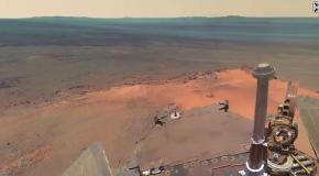 Video of real Mars
