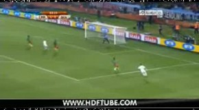 ЧМ 2010 Камерун - Дания - 1:2 Группа E