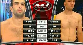 Александр Ромащенко (Украина) 101.9 кг - Гурам Гугенишвили (Украина)