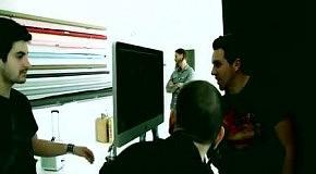 Linkin Park: фотосъемка для обложки альбома Living Things