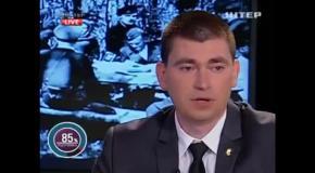Юрій Михальчишин у ток-шоу Шустер LIVE