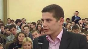 Бизнесмен Евгений Черняк: Нужно любить людей больше, чем деньги