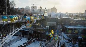 Как устроен Майдан: Баррикады, кухня и быт