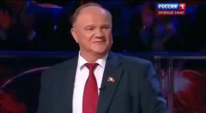 Жириновский заговорил по-крымскотатарски