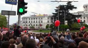 Севастополь 9 мая, парад
