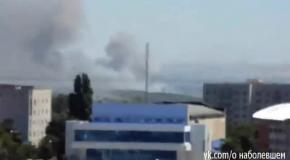 Краснодон, 1 июля: обстрел города