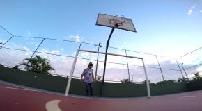 Крутейший финт на скейтборде