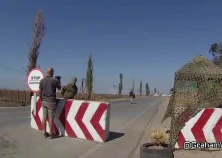 Наадмингранице соккупированным Крымом зафиксированы полеты 7-ми вертолетовВС РФ