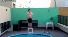 Тяжёлый прыжок