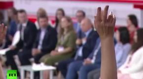 Путин отреагировал на ПРОТЕСТЫ в Екатеринбурге