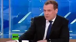 Медведев о геях и конце света