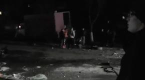 Автомобильный фарш - жуткая авария