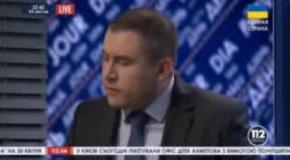 """Ренат Кузьмин в прямом эфире на канале """"112 Украина"""" (24.04. 2014)"""