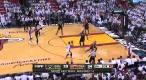 Топ-5 моментов NBA за 8 мая 2014