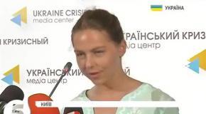 Пленная украинка Надежда Савченко передала записку о Путине
