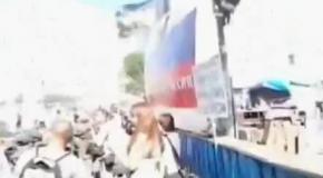Уборка баррикад на Майдане, 7 августа: беспорядки, огонь, дым
