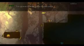 Начало игры- Outland (PC)