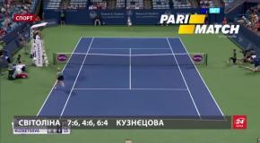 Світоліна обіграла росіянку Кузнєцову і вийшла до третього кола турніру WTA