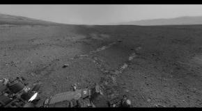 Mars Panorama - Curiosity