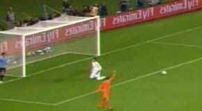 1/2 Голландия-Уругвай-1:0 Ван Бронхорст