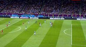 Испания - Италия (2-0, Альба 41)