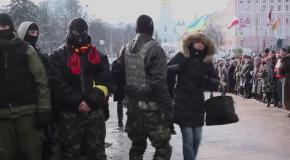 Панихида за погибшим активистом Михаилом Жизневским