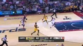 Топ-5 моментов NBA за 9 мая 2014