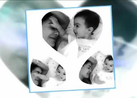 Семейная идиллия: Рики Мартин впервый раз показался напублике свозлюбленным идетьми