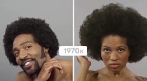 Стандарты красоты в америке за 100 лет