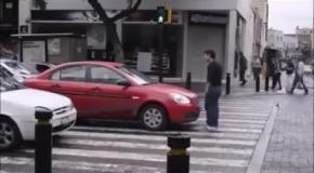 Борец за правила дорожного движения