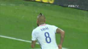 Камерун – Чили 0:2 видео голов и обзор матча