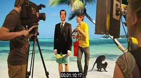 Новогоднее обращение Медведева 2012