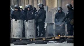 Морозный Майдан 30 января