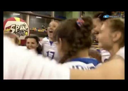 Украинские волейболистки пробились наЕвро