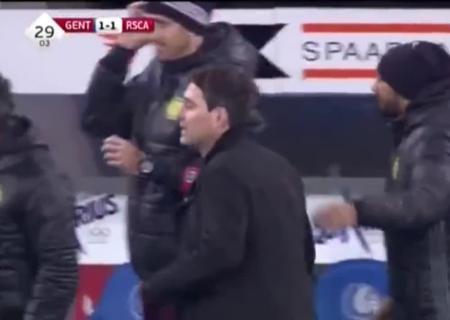 Лукаш Теодорчик два раза сразил ворота «Гента»