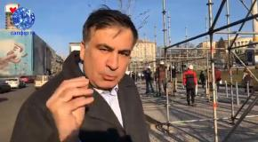 Mikheil Saakashvili был в прямом эфире  (01.02.2018)