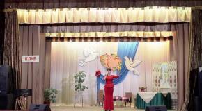 Попельня ЦКиД 'Мой мужчина' исполняет Елена Бурда