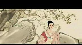 Китайські малюнки, каліграфія...