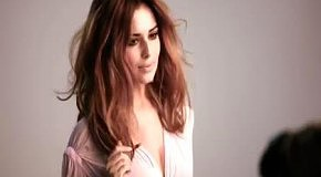 Cheryl Cole на обложке Marie Claire