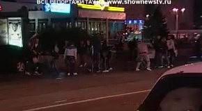 Не найдя греков, фанаты били друг друга - Екатеринбург