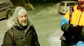 Коктейли на морозе